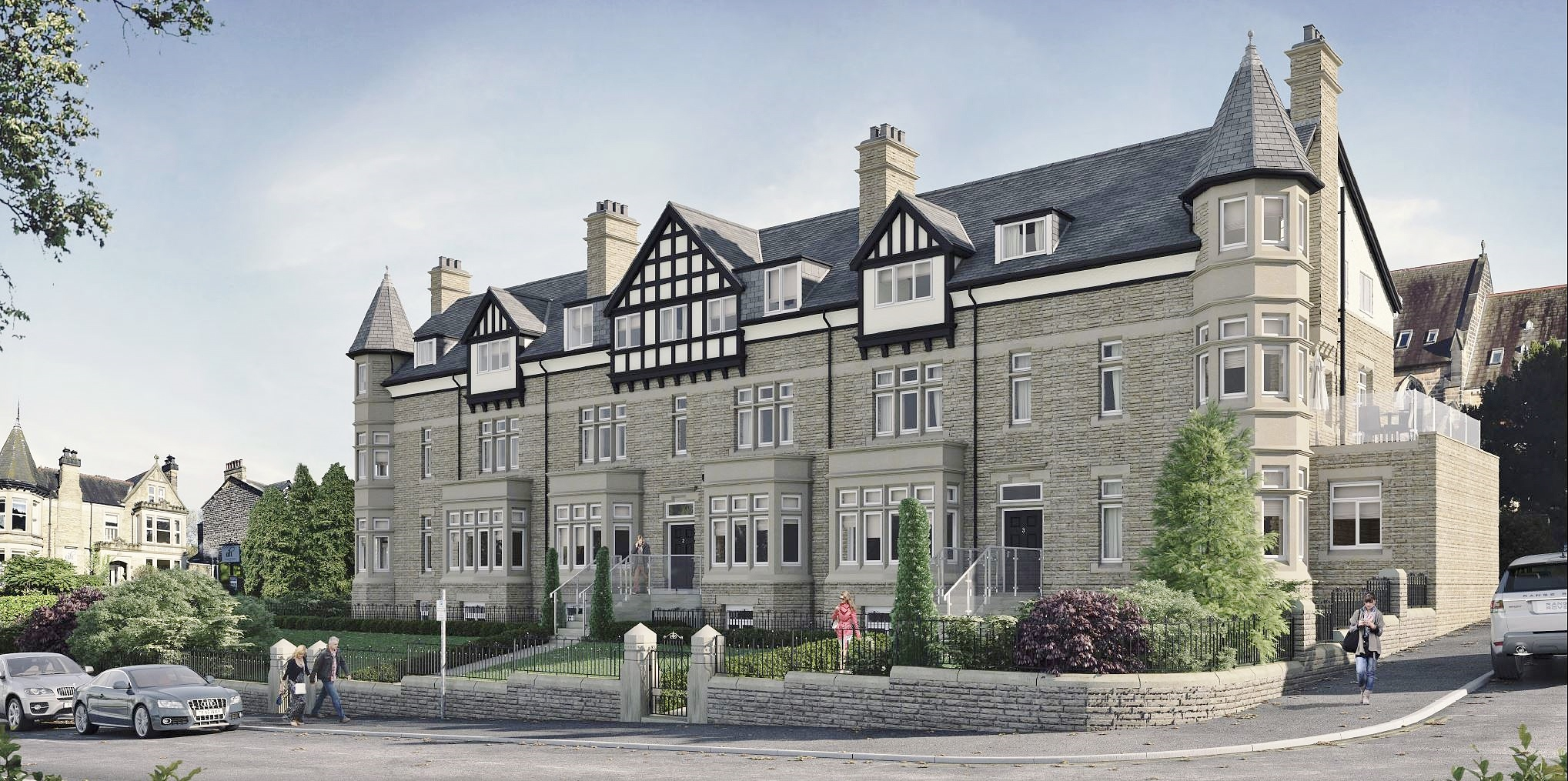 CapitalStackers helps fund conversion of Harrogate hotel